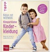 Nähen mit Webware: Klimperkleine Kinderkleidung Cover