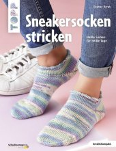 Sneakersocken stricken Cover