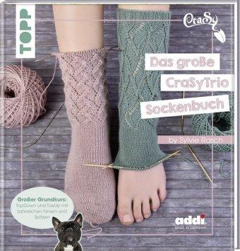 Das große CraSyTrio Sockenbuch