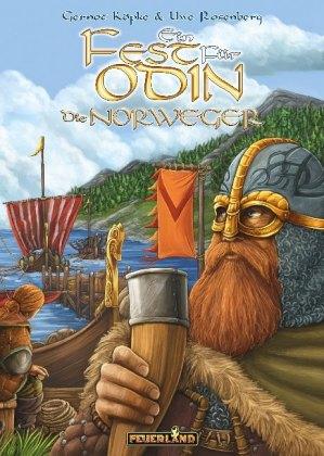Ein Fest für Odin - Die Norweger (Spiel-Zubehör)