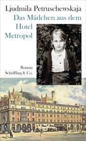Das Mädchen aus dem Hotel Metropol Cover