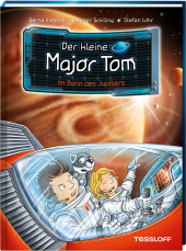 Der kleine Major Tom - Im Bann des Jupiters Cover
