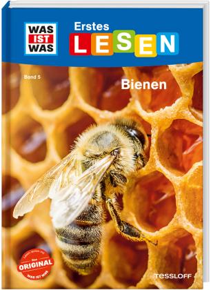 Was ist was Erstes Lesen: Bienen