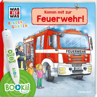 Cover des Mediums: Komm mit zur Feuerwehr!