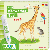 BOOKii®. Mein Bildwörterbuch. Tiere