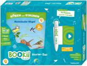 BOOKii® Starter-Set. Hören und Staunen Heimische Vögel Cover