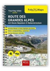 FolyMaps Touringatlas Route des Grandes Alpes 1:250.000