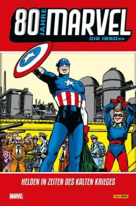 80 Jahre Marvel: Die 1950er