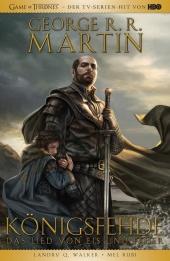George R. R. Martins Game of Thrones - Königsfehde