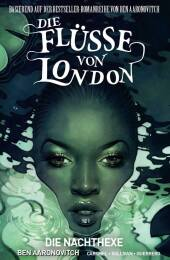 Die Flüsse von London - Graphic Novel Cover