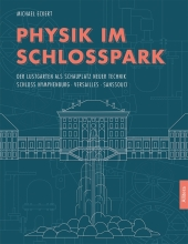 Physik im Schlosspark Cover