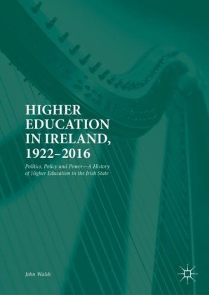 Higher Education in Ireland, 1922-2016