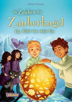 Im Zeichen der Zauberkugel 5: Die Reise ins ewige Eis