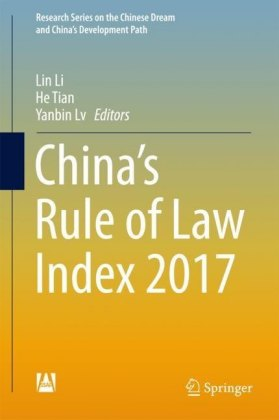 China's Rule of Law Index 2017
