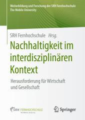 Nachhaltigkeit im interdisziplinären Kontext