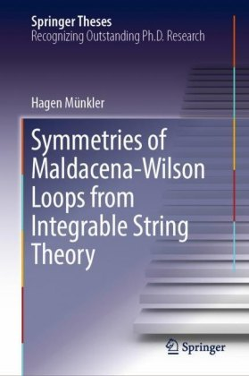 Symmetries of Maldacena-Wilson Loops from Integrable String Theory