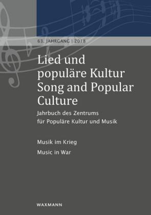 Lied und populäre Kultur / Song and Popular Culture 63 (2018)