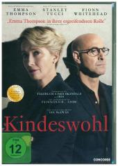 Kindeswohl, 1 DVD Cover