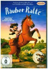 Räuber Ratte, 1 DVD Cover