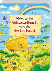 Mein großes Wimmelbuch von der Arche Noah Cover