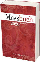 Messbuch 2020 Cover