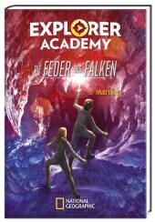 Explorer Academy - Die Feder des Falken Cover
