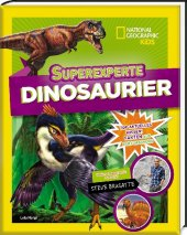 Superexperte: Dinosaurier Cover