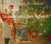 Skandinavischer Advent - Der Audiobuch-Adventskalender, 1 Audio-CD