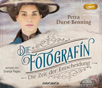 Die Fotografin - Die Zeit der Entscheidung, 2 MP3-CDs