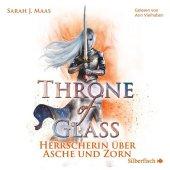 Herrscherin über Asche und Zorn, 1 MP3-CD