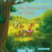 Die Penderwicks im Glück, 4 Audio-CDs
