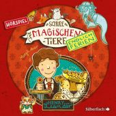 Henry und Leander - Das Hörspiel, 1 Audio-CD Cover