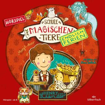 Henry und Leander - Das Hörspiel, 1 Audio-CD
