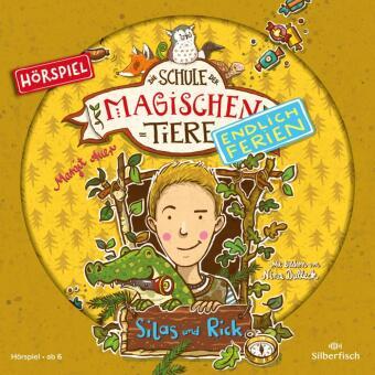 Silas und Rick - Das Hörspiel, 1 Audio-CD