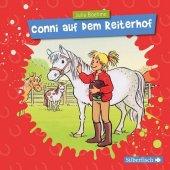 Conni auf dem Reiterhof, 1 Audio-CD Cover