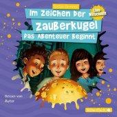 Im Zeichen der Zauberkugel: Das Abenteuer beginnt, 1 Audio-CD