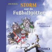 Storm und die Fußballgötter, 2 Audio-CDs Cover