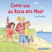 Conni und die Reise ans Meer, 1 Audio-CD Cover