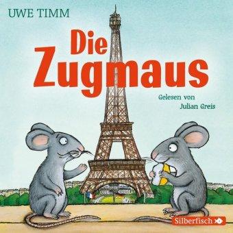 Die Zugmaus, 1 Audio-CD