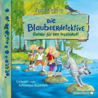 Gefahr für den Inselwald!, 2 Audio-CDs, Band / Volume 2