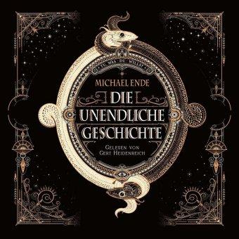 Die unendliche Geschichte - Jubiläumsausgabe, 12 Audio-CDs