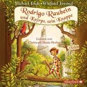 Rodrigo Raubein und Knirps, sein Knappe, 5 Audio-CDs Cover