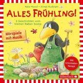 Alles Frühling!: Alles Freunde!, Alles wächst!, Alles gefärbt!, 1 Audio-CD Cover