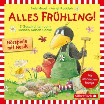 Alles Frühling!: Alles Freunde!, Alles wächst!, Alles gefärbt!, 1 Audio-CD