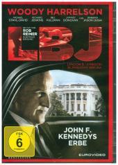 LBJ - Kennedys bester Mann, 1 DVD Cover