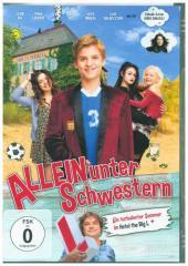 Allein unter Schwestern, 1 DVD