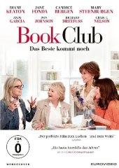 Book Club - Das Beste kommt noch, 1 DVD Cover