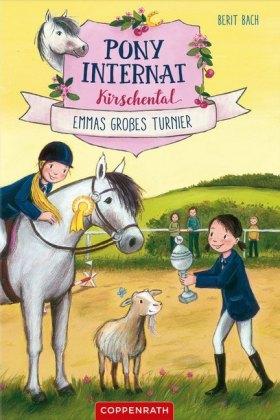 Pony-Internat Kirschental (Bd. 2)