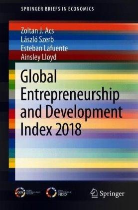 Global Entrepreneurship and Development Index 2018