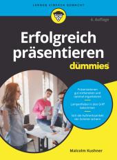 Erfolgreich präsentieren für Dummies Cover